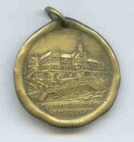 medal arg 1926 club de regatas la marina buenos aires 50th anniversary club house