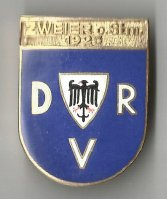 badge ger 1925 drv german rowing federation.jpg awarded to the german m2 champion carl schuette coll. bremer rv 1882