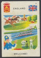 label gbr vivo welcome steeple chase riding 8 rowing cricket policeman coll. e