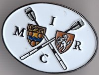 Badge GBR Maidstone Invicta RC founded 1984