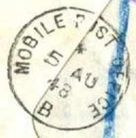 PM GBR 1948 Aug. 5th Henley Mobile Post Office B OG London II